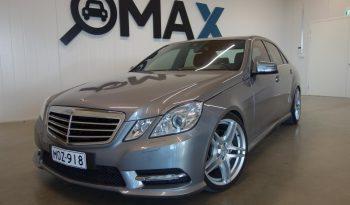 Mercedes-Benz E 200 CDI BE A Premium Business Avantgarde AMG-styling **Webasto** full