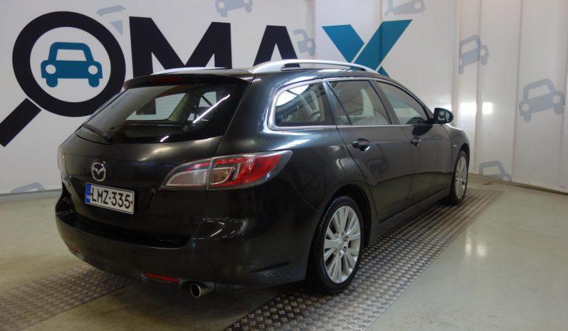 Mazda 6 2.0 Elegance SportWagon (WD5) full