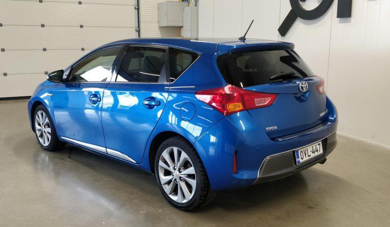 Toyota Auris 1,8 Hybrid Premium 5ov full