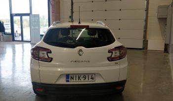 Renault Megane Sport Tourer 1,4T 130 Groove full