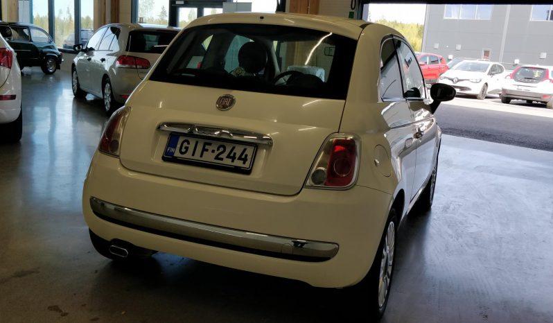 Fiat 500 1,3 Multijet Lounge full