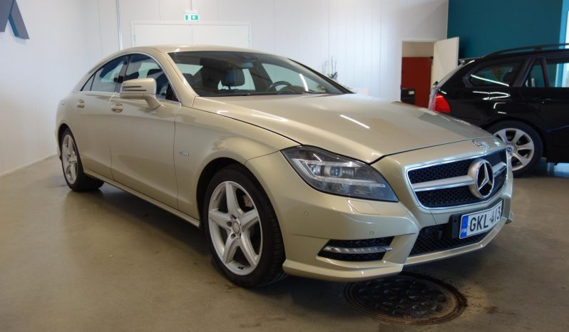 Mercedes-Benz CLS 350 CDI BE A AMG-styling **Laajakasko vuodeksi 199€** full