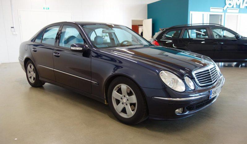 Mercedes-Benz E 200 Kompressor Avantgarde full