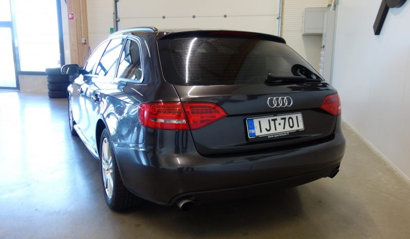 Audi A4 Avant 2,0 TFSI **Laajakasko vuodeksi 199 €** Busin Start-Stop full