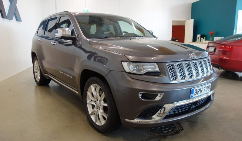 "Jeep Grand Cherokee 3,0 CRD Summit ""UPEA"" full"