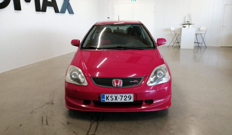 Honda Civic 2.0i Type R 3d **Laajakasko vuodeksi 199€** full