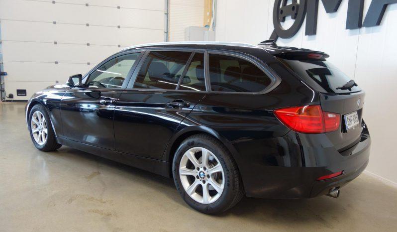 BMW 318 TwinPower Turbo A F31 Touring Limited Edit – M-sport ratti, Prof navi, Bluetooth, Sport-penkit full