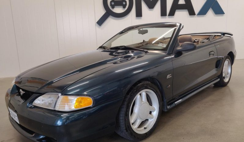 Ford Mustang GT Cabriolet 5.0 H.O. full