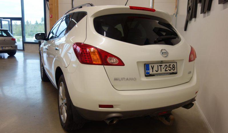 Nissan Murano 2,5 dCi A Tekna full