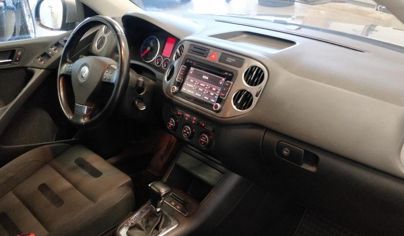 Volkswagen Tiguan S & S *tiptronic* **Laajakasko vuodeksi 199 €** 2.0 TDI 103kw 4motion A full