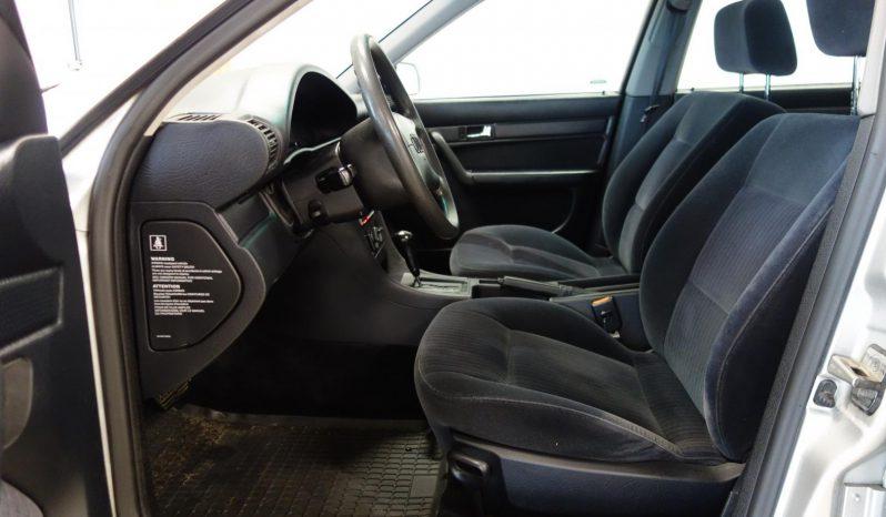 Audi A6 2.6 4d A full