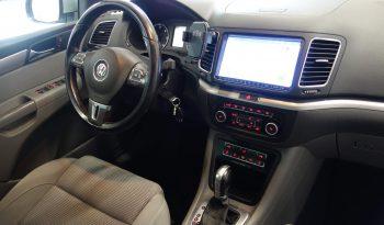 Volkswagen Sharan Comfortline 2,0 TDI 103 BlueMot Tech DSG **LAAJAKASKO VUODEKSI VAIN 199 EUROA** full