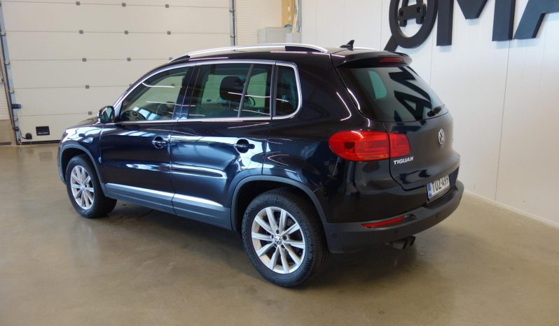 Volkswagen Tiguan Sport & Style 2,0 TDI 4wd BlueMoT DSG **LAAJAKASKO 199E/VUOSI** full
