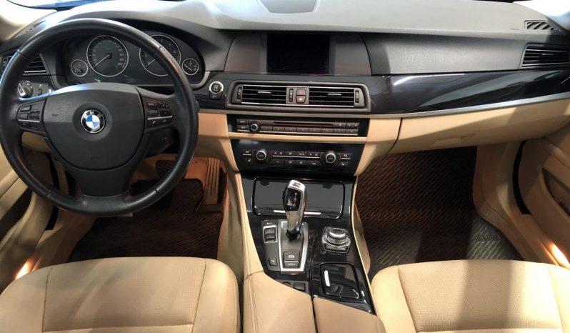 BMW 520 i A TwinPower Turbo F10 Sedan Business **LAAJAKASKO VUODEKSI VAIN 199 EUROA** full