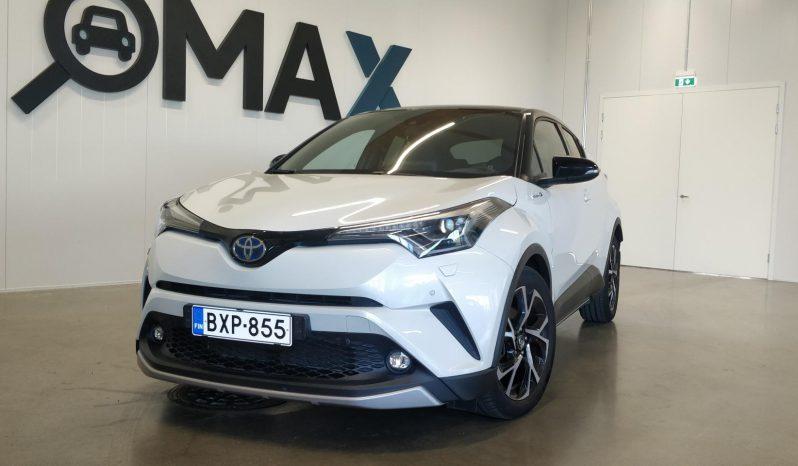 Toyota C-HR HYBRIDI *LAAJAKASKO VUODEKSI 199 €* full