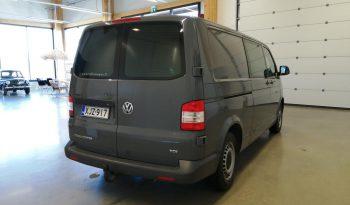 Volkswagen Transporter umpipa pitkä 2,0 TDI 75 Work **Kilometrit** **Laajakasko vuodeksi 199€** full