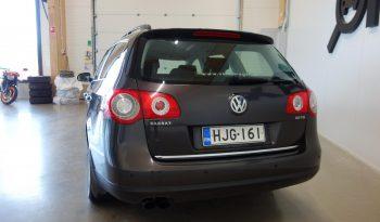 Volkswagen Passat 2.0 FSI Comfortline Variant **LAAJAKASKO VUODEKSI 199 EUROA** full