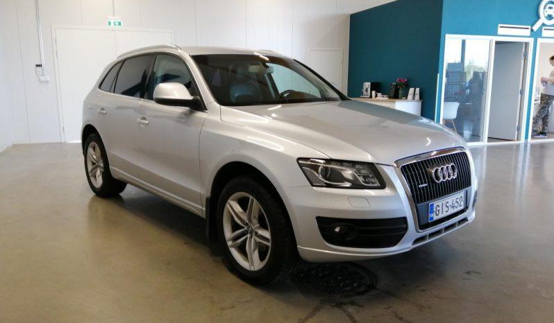 Audi Q5 2.0 TFSI 155 quattro S-tronic **KATTAVASTI HUOLLETTU** **Laajakasko vuodeksi 199€** full