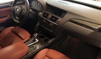 BMW X3 xDrive35i A TwinPower Turbo F25 M-Sport **LAAJAKASKO VUODEKSI VAIN 199 EUROA** full