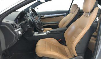 Mercedes-Benz E 350 CDI BE Avantgarde Coupé A   AMG-alut   Muistipenkit   Lohkol.   Navi full