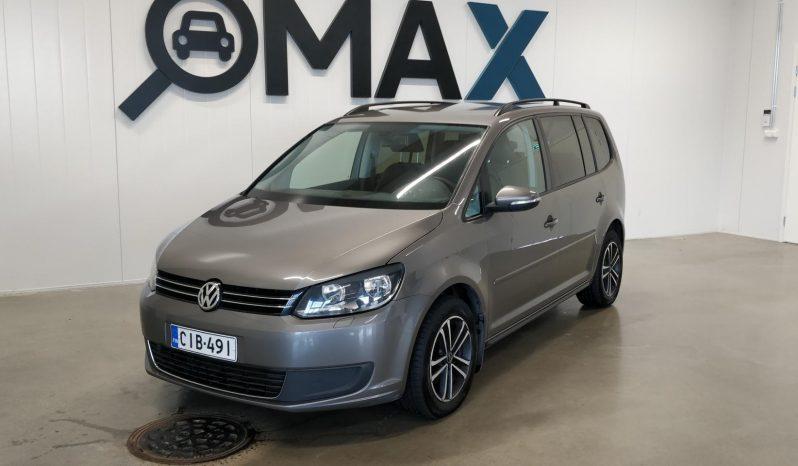 Volkswagen Touran Comfortline 1,2 TSI 77kw BlueMotion Tech full