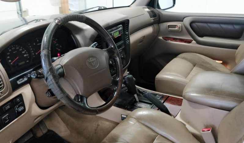 Toyota Land Cruiser 100 4.2TD Luxury A full