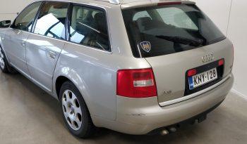 Audi A6 1.9 TDI Avant Multitronic full