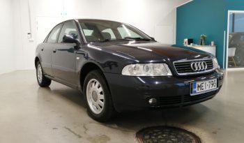 Audi A4 1.6 **JUURI KATSASTETTU** full